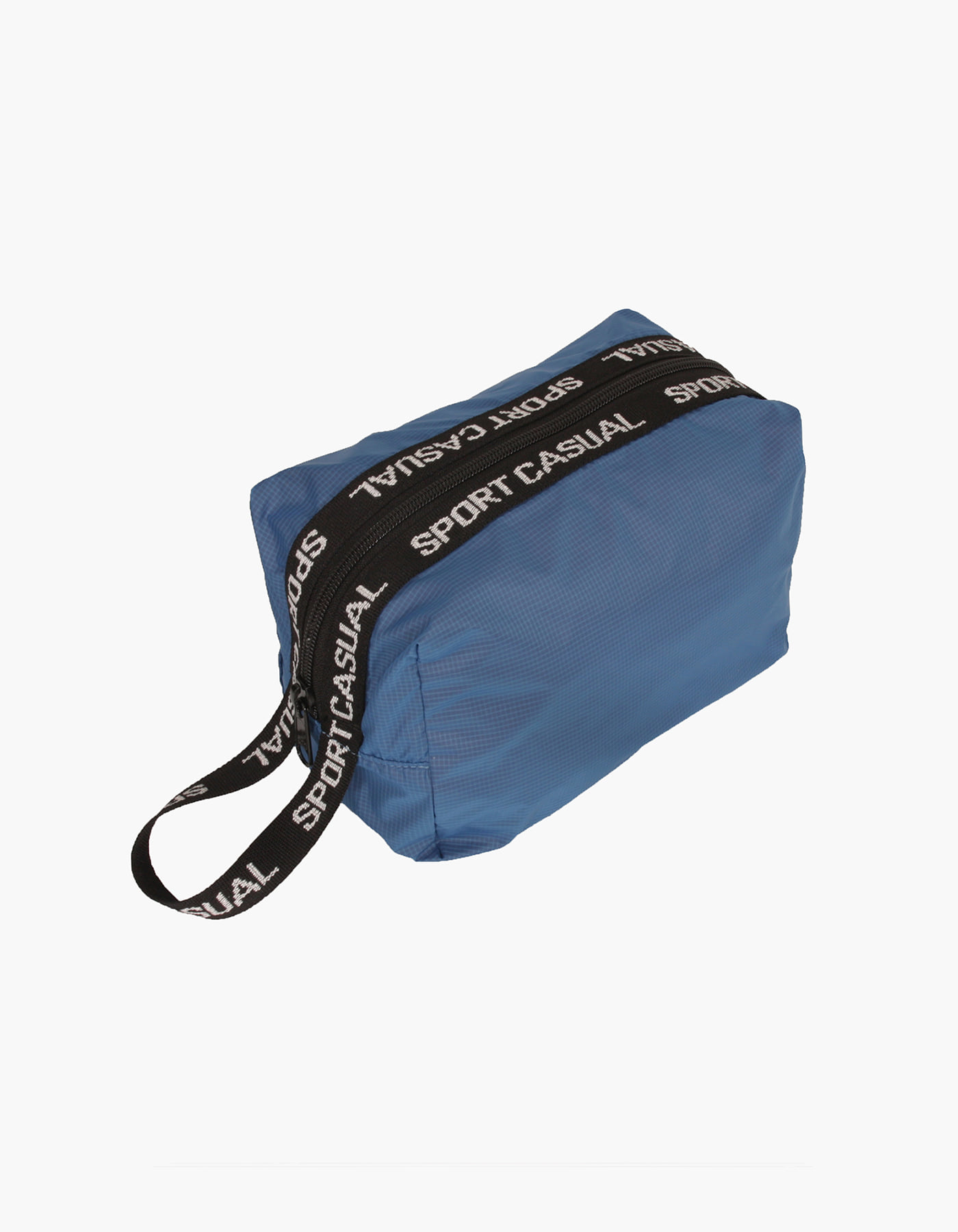 SPORTS POUCH / BLUE (RIPSTOP)