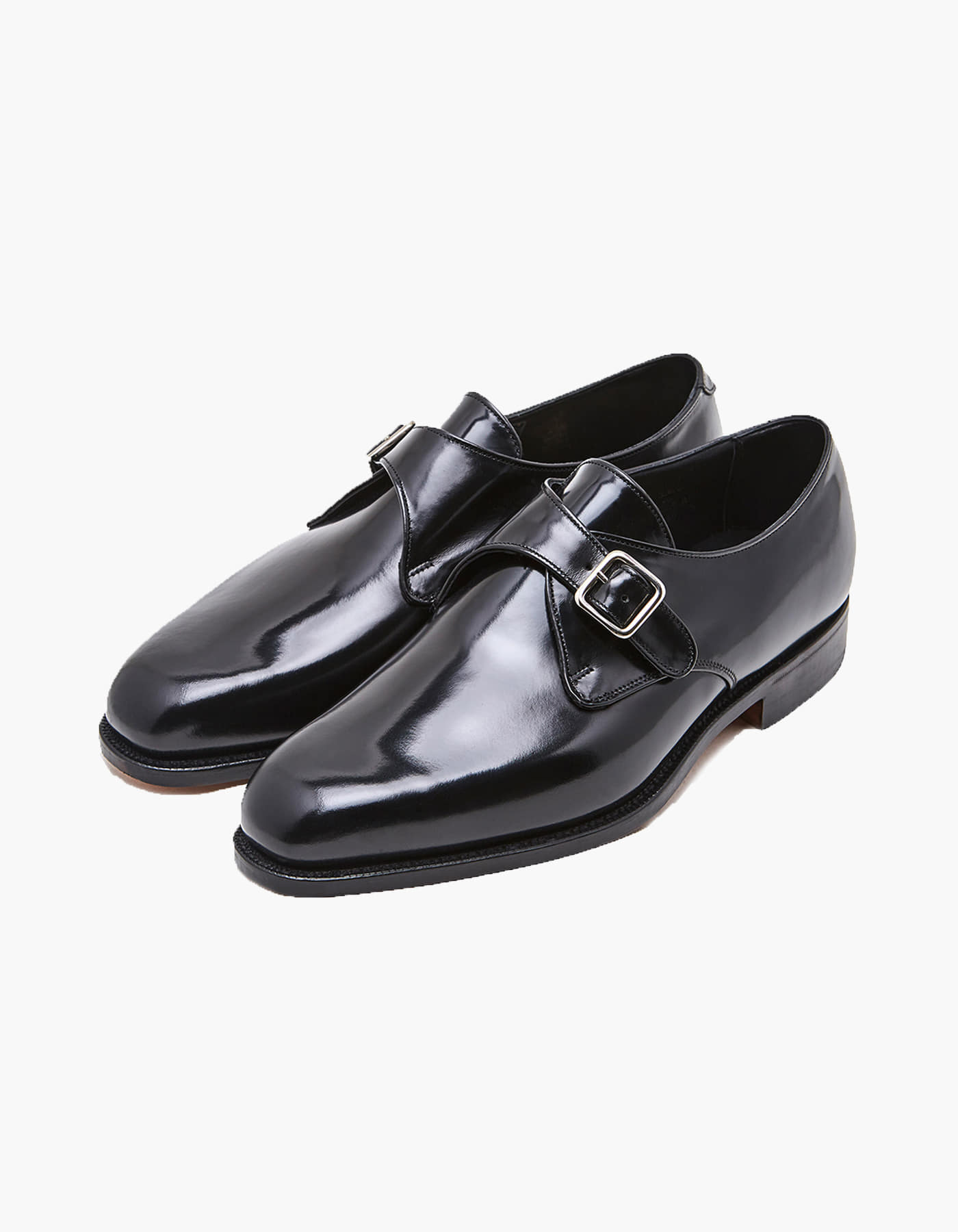 TRICKER'S X HERITAGEFLOSS MAYFAIR (M) / BLACK